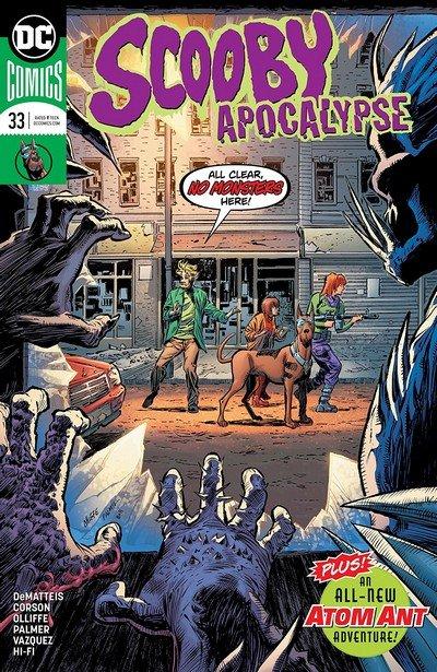 Scooby Apocalypse #33 (2019)