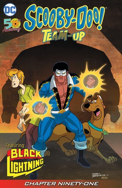 Scooby-Doo Team-Up #91 (2019)