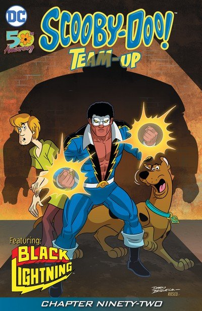 Scooby-Doo Team-Up #92 (2019)