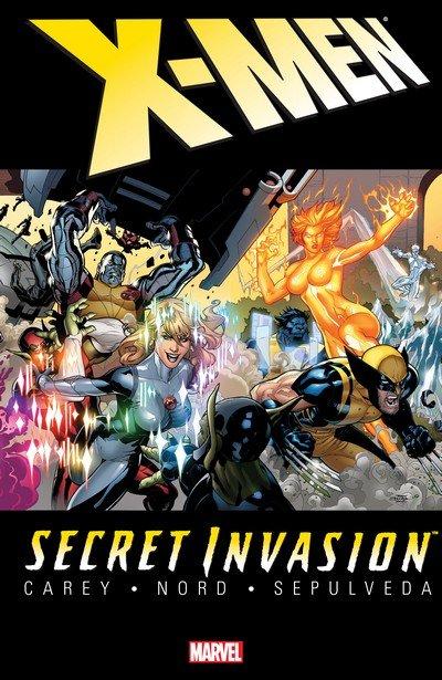 Secret Invasion – X-Men (TPB) (2009)