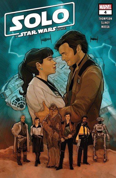 Solo – A Star Wars Story Adaptation #4 (2019)