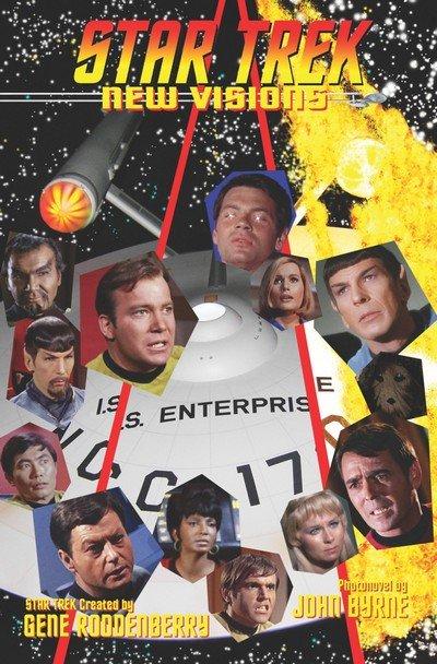 Star Trek – New Visions Vol. 1 – 8 (2014-2019)