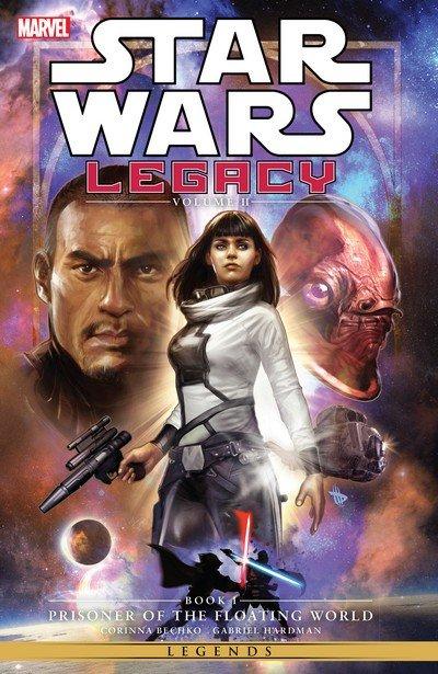Star Wars – Legacy Vol. 2 TPBs – Vol. 1 – 4 (Marvel Edition) (2015)