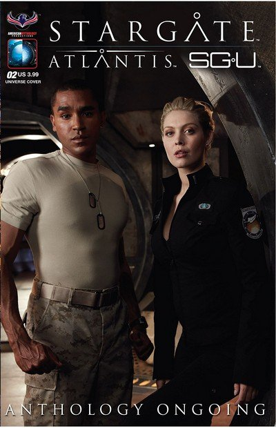 Stargate Atlantis – Stargate Universe Anthology #2 (2019)