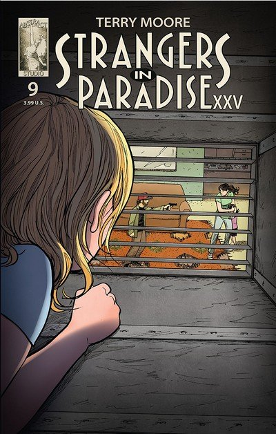 Strangers in Paradise XXV #9 (2019)