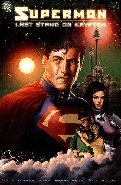 Superman – Last Stand on Krypton (2003)