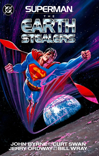 Superman – The Earth Stealers #1 (1988)
