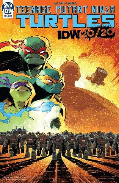 Teenage Mutant Ninja Turtles – IDW 20-20 (2019)