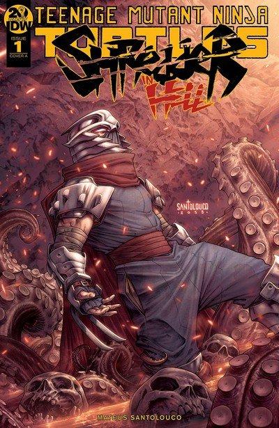 Teenage Mutant Ninja Turtles – Shredder In Hell #1 (2019)