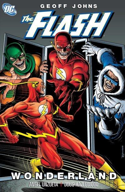 The Flash – Wonderland (TPB) (2007)