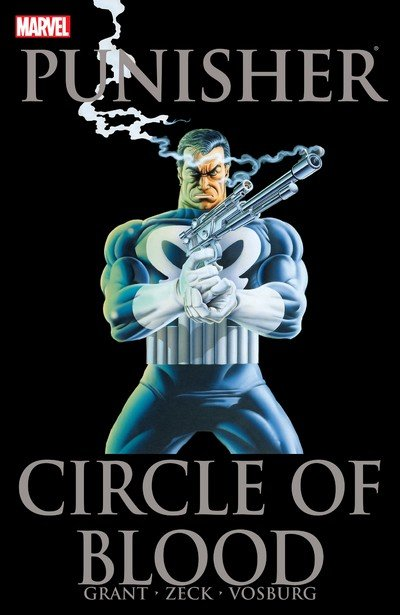 The Punisher – Circle of Blood (TPB) (2008)