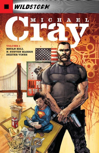 The Wild Storm – Michael Cray Vol. 1 (TPB) (2018)