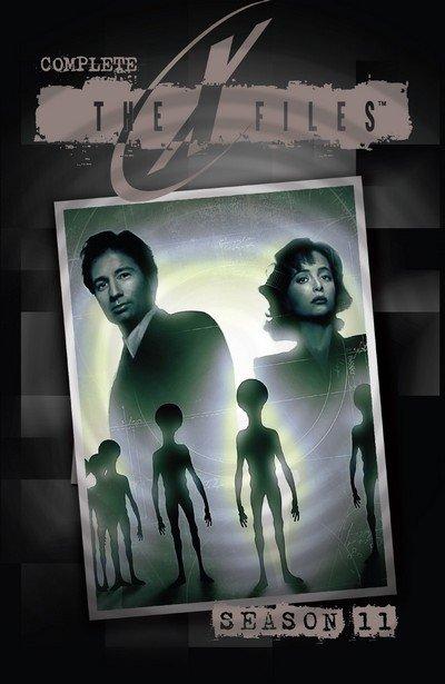 The X-Files – Complete Season 11 (TPB) (2017)