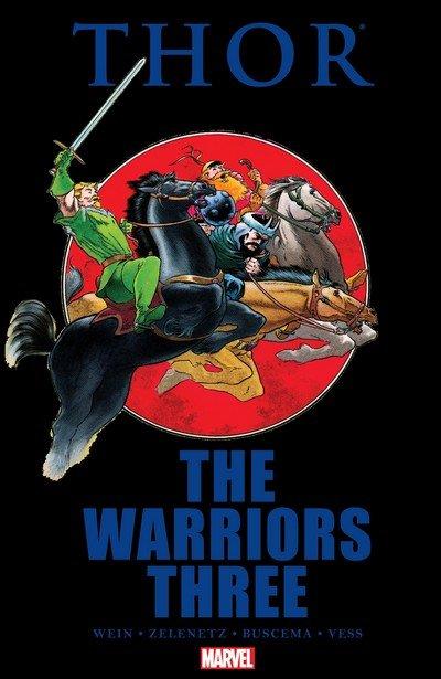 Thor – The Warriors Three (TPB) (2010)
