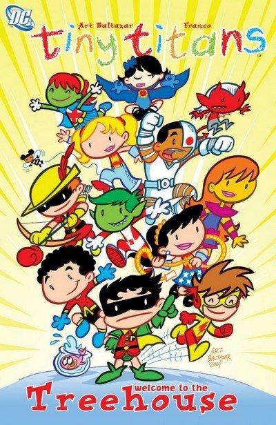 Tiny Titans Vol. 1 – 8 (TPB) (2009-2015)