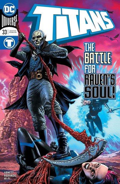Titans #33 (2019)
