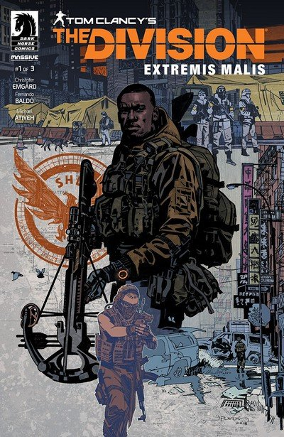 Tom Clancy's The Division – Extremis Malis #1 (2019)