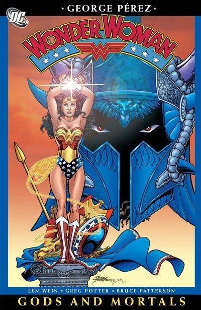 Wonder Woman – Gods and Mortals (TPB) (2004)