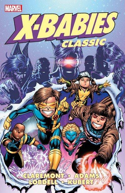 X-Babies Classic (TPB) (2010)