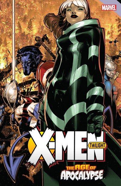 X-Men – Age Of Apocalypse – Twilight (TPB) (2016)