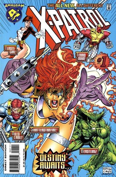 X-Patrol (Amalgam Universe) (1996-1997)