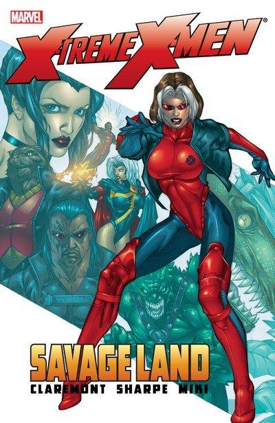 X-Treme X-Men – The Savage Land (TPB) (2002)