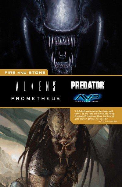 Aliens, Predator, Prometheus, AVP – Fire and Stone (2018)