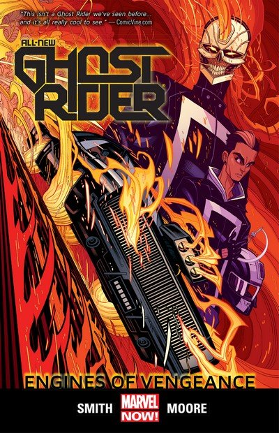 All-New Ghost Rider Vol. 1 – Engines of Vengeance (TPB) (2014)
