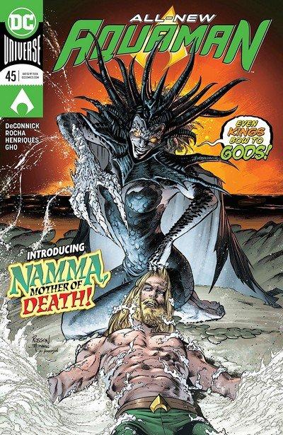 Aquaman #45 (2019)