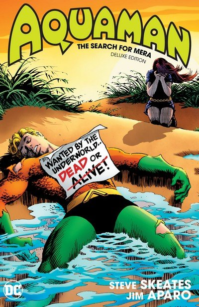 Aquaman – The Search for Mera Deluxe Edition (2018)