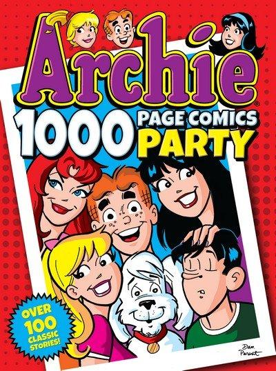 Archie 1000 Page Comics Party (2019)