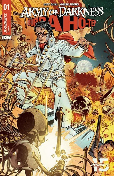 Army Of Darkness – Bubba Ho-Tep #1 (2019)