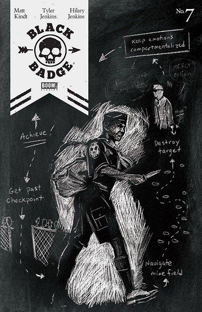 Black Badge #7 (2019)