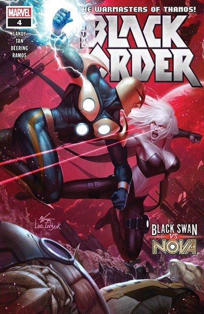 Black Order #4 (2019)