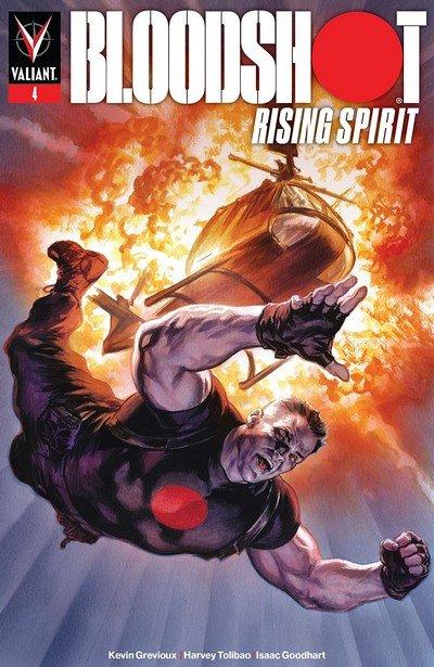Bloodshot Rising Spirit #4 (2019)