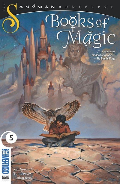 Books Of Magic #5 (2019)
