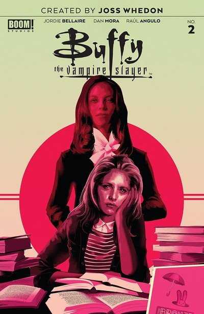 Buffy The Vampire Slayer #2 (2019)