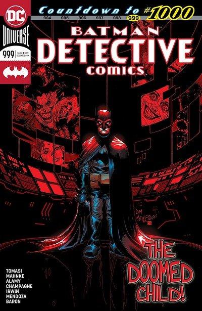 Detective Comics #999 (2019)