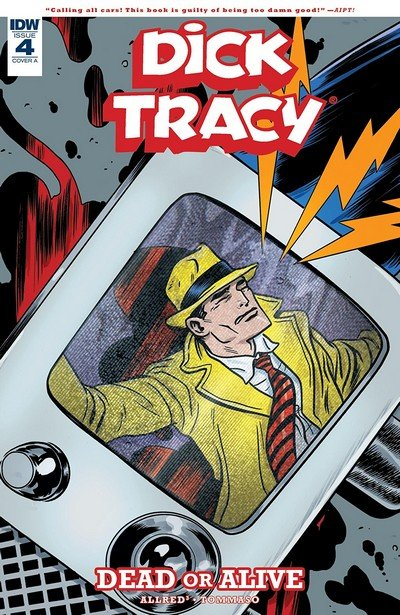 Dick Tracy – Dead Or Alive #4 (2019)