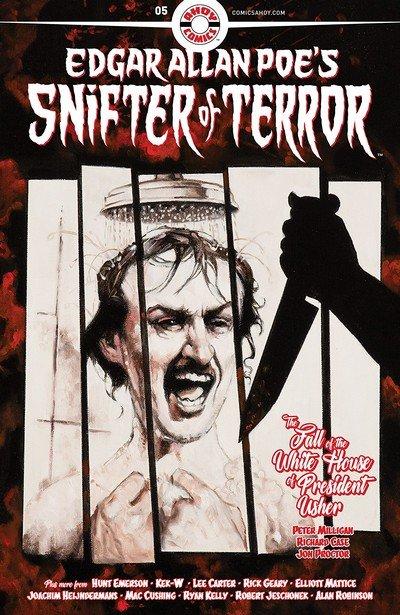 Edgar Allan Poe's Snifter Of Terror #5 (2019)