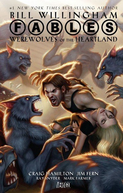 Fables – Werewolves of the Heartland (TPB) (2012)