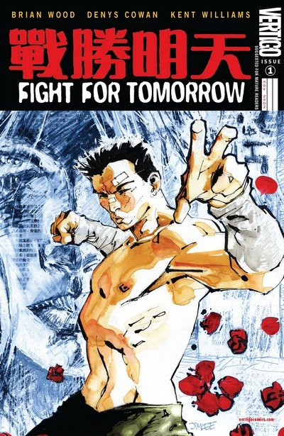 Fight For Tomorrow #1 – 6 (2002-2003)