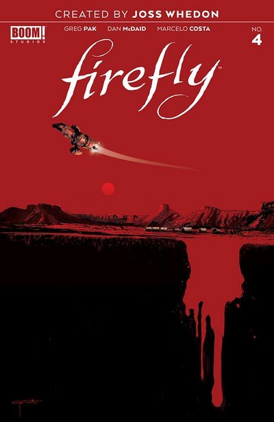 Firefly #4 (2019)