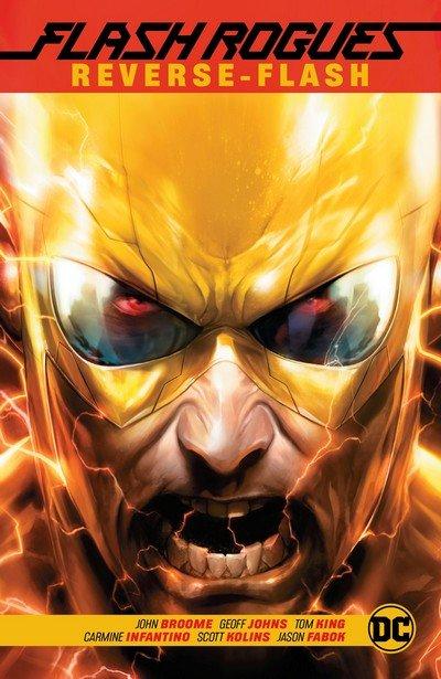 Flash Rogues – Reverse-Flash (TPB) (2018)