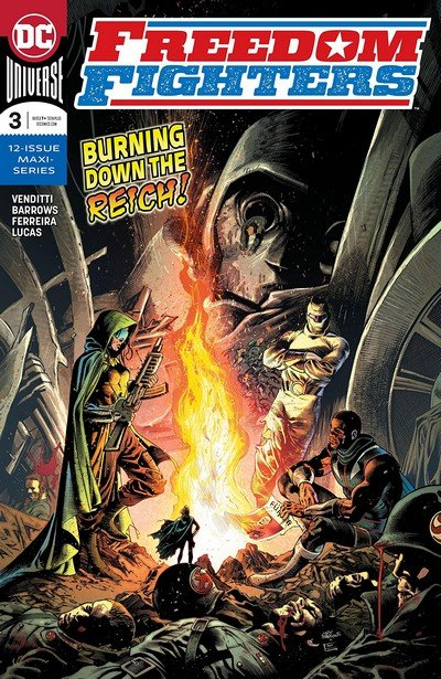 Freedom Fighters #3 (2019)