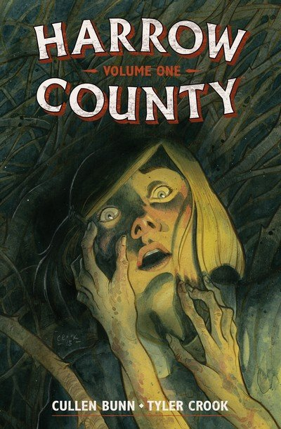 Harrow County Library Edition Vol. 1 (2018)