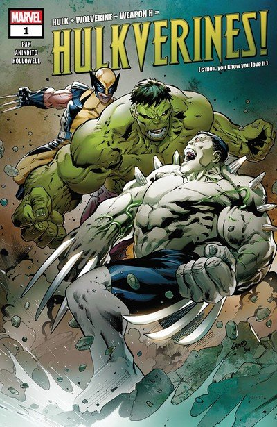 Hulkverines #1 (2019)