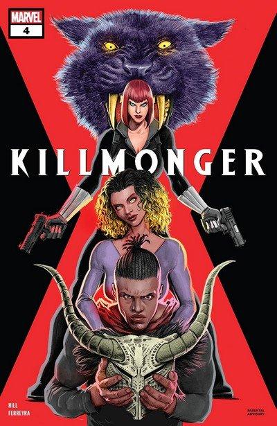 Killmonger #4 (2019)