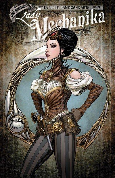 Lady Mechanika – La Belle Dame sans Merci #3 (2019)