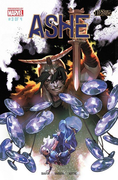 League of Legends – Ashe – Warmother Special Edition #3 (2019)